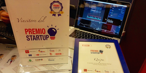 PREMIO STARTUP @Smau2015 in Florence